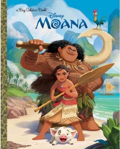 Moana (Hardcover)