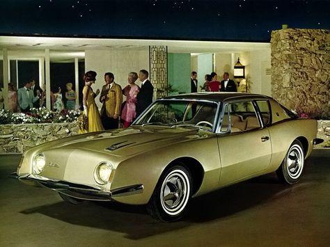 Avanti Automobile Studebaker Raymond Loewy Classic Cars