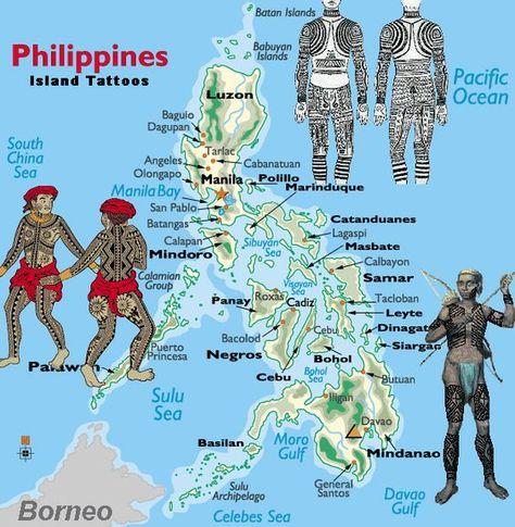 Brand X: Batok: Traditional Pinoy Tattoo
