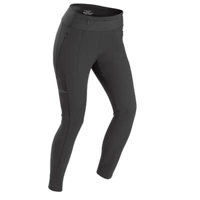 Legginsy Trekkingowe Travel 500 Damskie Fashion Legging Decathlon