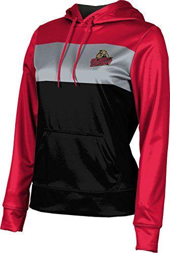 Prime Edinboro University Girls Pullover Hoodie School Spirit Sweatshirt