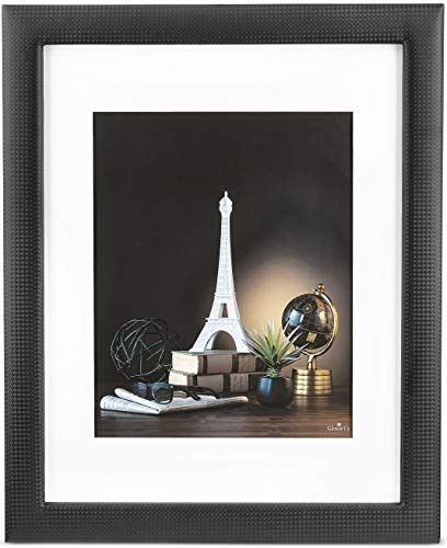 Glenor Co 11x14 Picture Frame With Stand 11x14 Picture Frame Picture Frames Display Frames