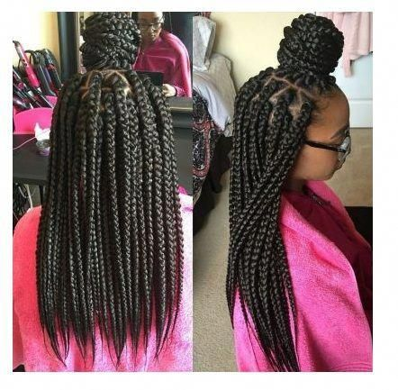 Fulani Braids Styles Fulani Braids History What Are Fulani Braids Fulani Braids Origin Fulani Braids Box Braids Styling Hair Styles Kids Braided Hairstyles