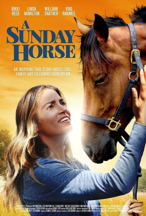 A Sunday Horse (An Underdog Movie about a Girl and Her Horse)