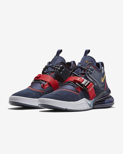 Nike Air Force 270 Safari Straight up on foot ! Best on