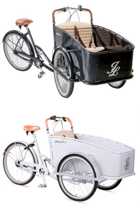 Johnny Loco cargo trike