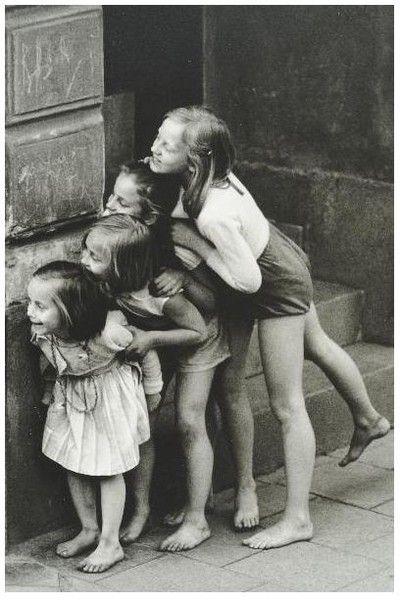 Kids in London