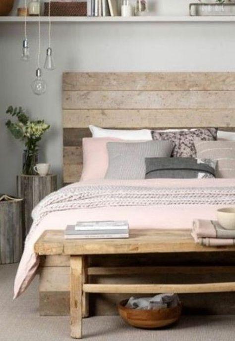 ▷1001+ conseils et idées pour une chambre en rose et gris sublime ...