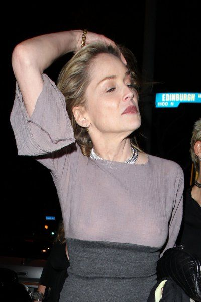 Sharon Stone Sexy picture on her Birthday