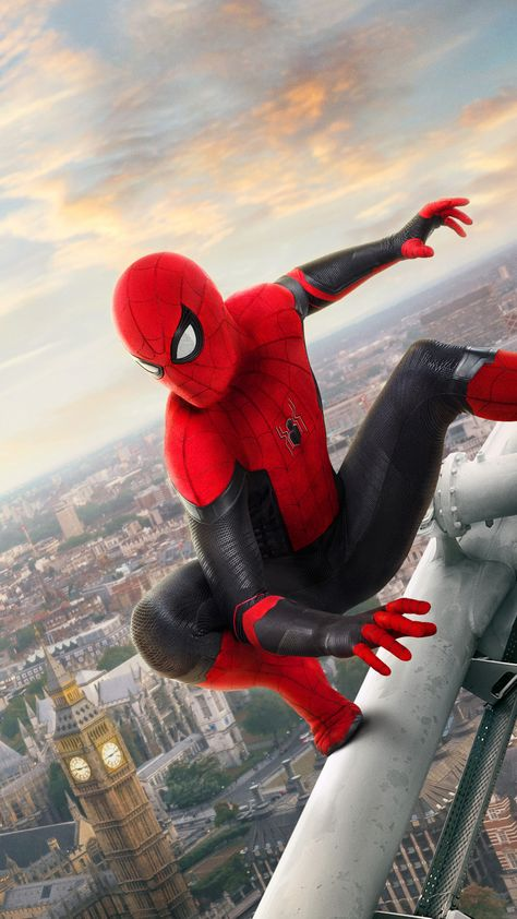 5k Spider Man Far From Home Wallpapers | hdqwalls.com
