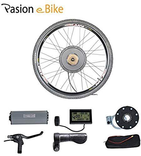 New Passion Ebike Conversion Kit 48v 1500w Bicycle Motor Kit