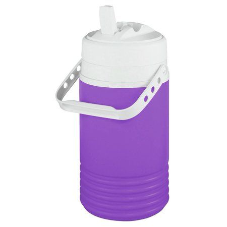 Sports Outdoors In 2020 Beverage Cooler Half Gallon Water Bottle Gallon Water Bottle