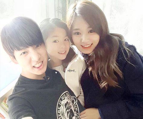 like4like Jeon Family♥♥♥ . . . #jungkook...