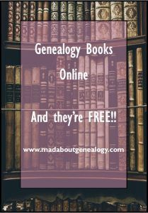 Free Genealogy Kindle Books online - you just need to know