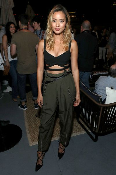 Actress Jamie Chung attends the Entertainment Weekly and Marvel After Dark event at the EW Studio during Comic-Con at Hard Rock Hotel San Diego on July 21, 2017 in San Diego, California.