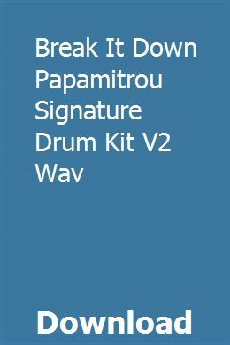 Plugg Drum Kit Free
