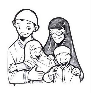 32 Gambar Kartun Ibu Anak Bapak Keluarga Sakinah Assalamu Alaikum Wr Wb Download Hari Bapa Ilustrasi Kartun Ibu Bapa Dan Anak Di 2020 Sketsa Kartun Foto Keluarga