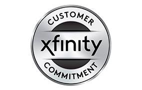 Xfinity Customer Commitment Logo Xfinity Helpful My Account App