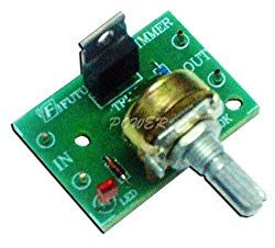 Dimmer Circuit Using Scr Triac Eleccircuit Com Electronics Circuit Electronics Projects Dim Lighting