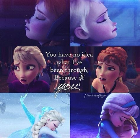 Arendelle Sisters uploaded by @disney_child1953