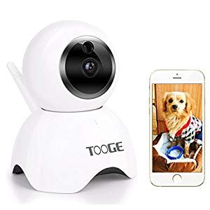 Tooge Pet Camera Dog Camera Fhd Pet Monitor Indoor Cat Camera Night Vision 2 Way Audio And Motion Detection Updated Dog Supplies Online Pet Camera Cat Camera Pet Monitor