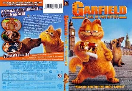 Pin By Prathiba Fernando On Boring Garfield Dog Movies Kitty