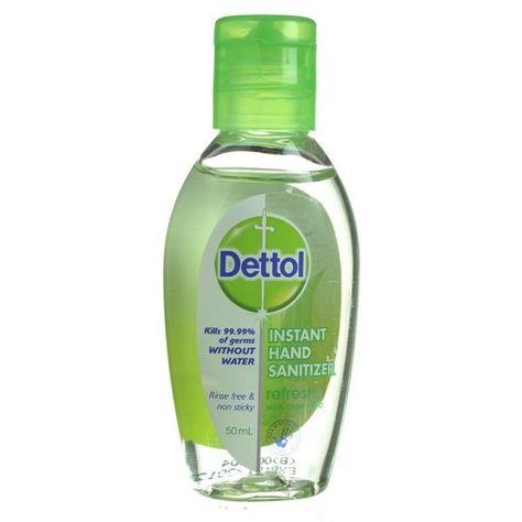 Dettol Instant Hand Sanitiser Refresh 50ml Chempro Online Chemist