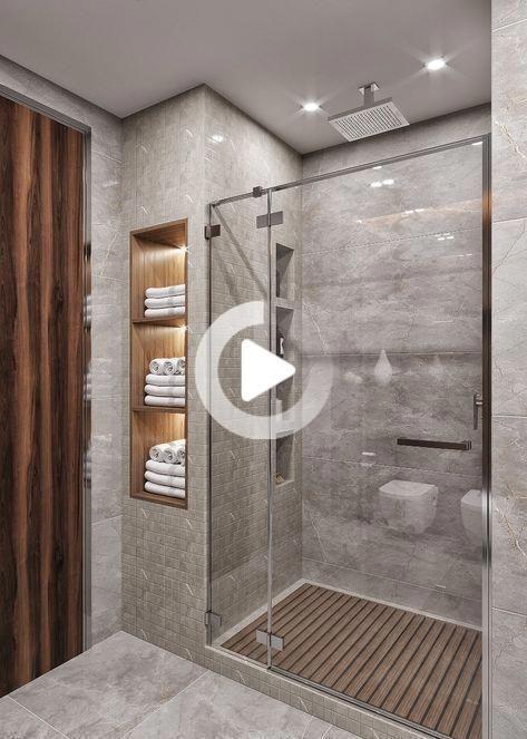 15 Schone Badezimmer Mit Regendusche Dekorations Design In 2020 Modern Bathroom Remodel Small Bathroom Modern Bathroom