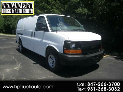 2016 Chevrolet Express 2500 Cargo In 2020 Chevy Express