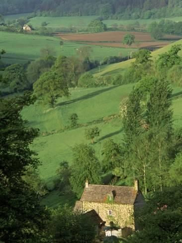 Cotswold Hills, England - Seen the beauty of this place in person, and this picture, while it does little justice, brings back a flood of memories. Stonehenge, The Places Youll Go, Places To See, Beautiful World, Beautiful Places, Nature Aesthetic, Spring Aesthetic, Foto Art, English Countryside