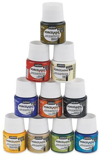 I Love Love Love Using These Dishwasher Safe Glass Paints 1 5 Oz For 6 Painting Glassware Ceramic Painting Glass Art