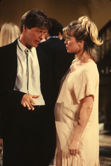 Felicia reunited with Frisco and had their first daughter, Maxie, in 1991 - General Hospital #GH #GH50