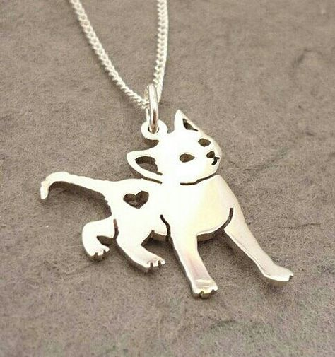 cat necklace hand painted ecological jewelry Aleksiina Design Wooden Black Cat Pendant birch plywood from Finland