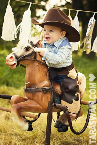 IMG_092 So Cute Baby, Cute Baby Clothes, Cute Kids, Cute Babies, Babies Clothes, Babies Stuff, Cowboy First Birthday, Rodeo Birthday, Baby Boy Cowboy