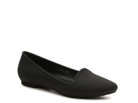 36f7d504b4e9ef Women s Crocs Eve Flat - Black