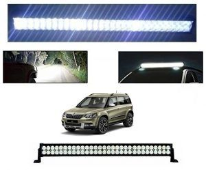 Skoda Yeti Car 80 Led Car Roof Aux Fog Light Bar Light Car Car