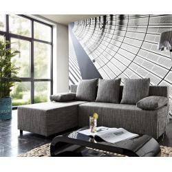 Reduzierte Ecksofas Mit Schlaffunktion Funktionsecken Delife Ecksofa Janelle 200 155 Grau Mit Schlaffunktion Outdoor Sectional Sofa Sofa Design Furniture
