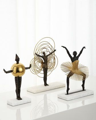 Global Views Bauhaus Woman Sculptures Home Decor Accessories Unique Home Decor Unique Home Accessories