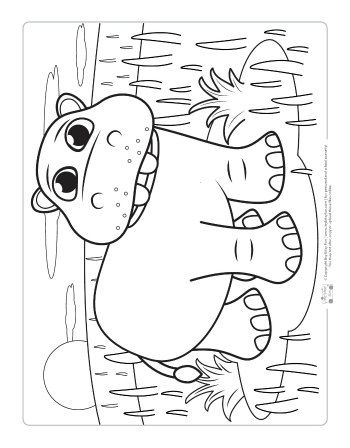 Safari And Jungle Animals Coloring Pages For Kids Itsybitsyfun Com Animal Coloring Pages Zoo Animal Coloring Pages Safari Crafts