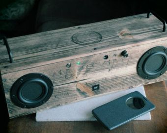 Audiophile 2.1 All-In-One Bluetooth Sound by UniqueHighFidelity
