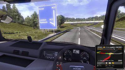 euro car simulator 2 download free full version
