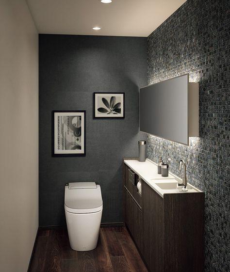 Best Small Bathroom Ideas Photo Gallery Pinterest On A Budget Bathroom Smallbathroom Bath Luxury Bathroom Master Baths Modern Bathroom Bathroom Tile Designs
