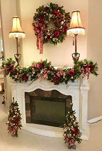Free Shipping Nutcracker Wreath Christmas Wreath Winter Wreath Classic Christmas Christmas Wreaths Christmas Advent Wreath Nutcracker Christmas Decorations