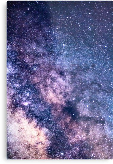 Purple Star Galaxy Metal Print By Newburyboutique Galaxy