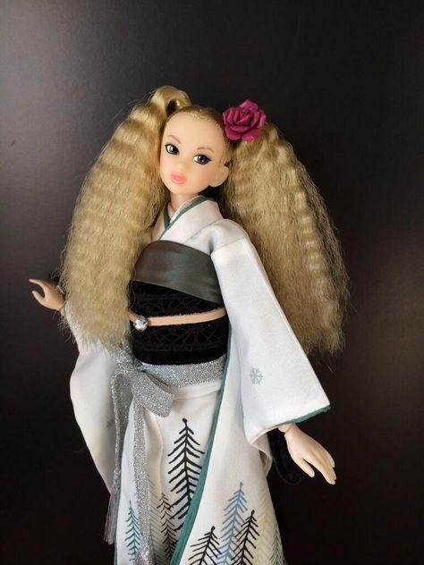 smomo<Title>華 | Japanese dolls. Doll clothes