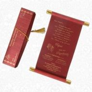 7 best scroll wedding invitations images on pinterest contemporary king of cards india private limited provides a wide range of stylish scroll wedding cards that stopboris Gallery