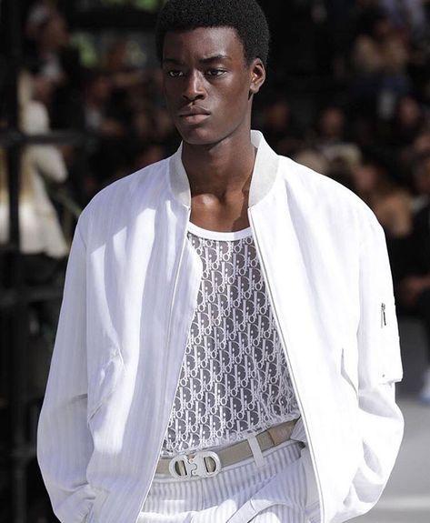 Dior Homme Spring 2019 details