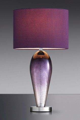Plum Ombre Touch Table Lamp Touch Table Lamps Table Lamp Lamps
