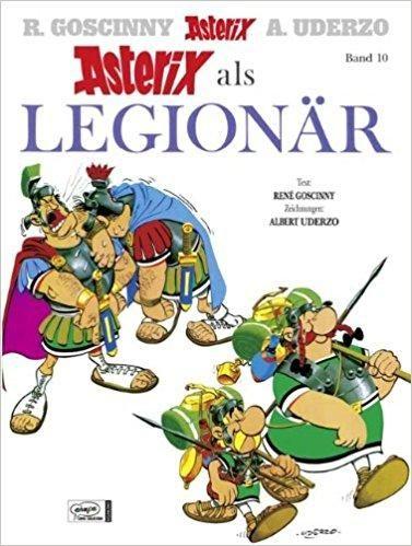 Asterix Als Legionar German New Books Comic Books Books