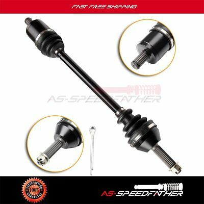ATV Rear Left Right CV Shaft Axle Fits Polaris-Sportsman 335 400 500 4x4 Premium